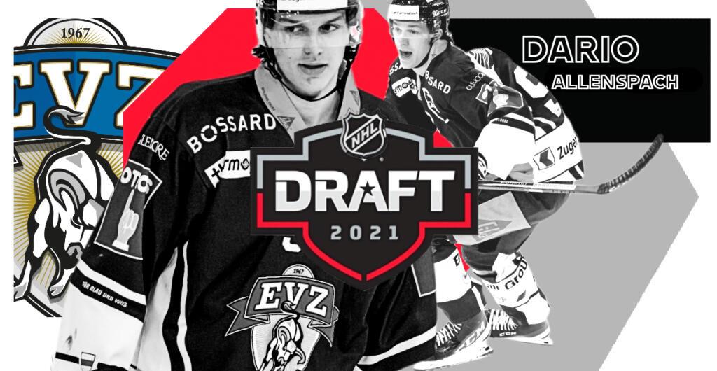 NHL-Draft-Serie: Dario Allenspach