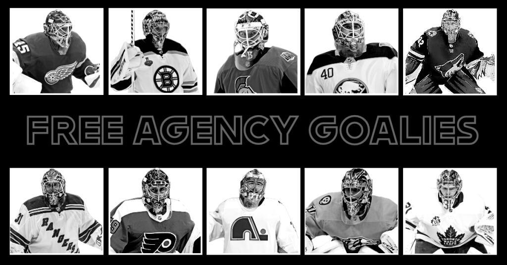 NHL Free Agency: Top-10 Torhüter