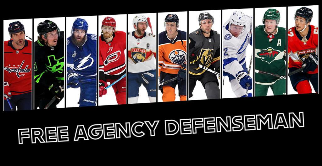 NHL Free Agency: Top-10 Verteidiger