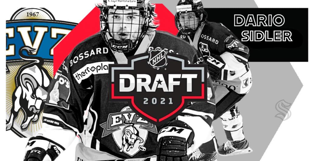 NHL-Draft-Serie: Dario Sidler